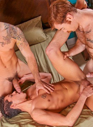 Hot Lover James Jamesson,Jett Jaxx,