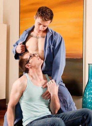 Big Dicked Gay Jackson Cooper,Markie More,
