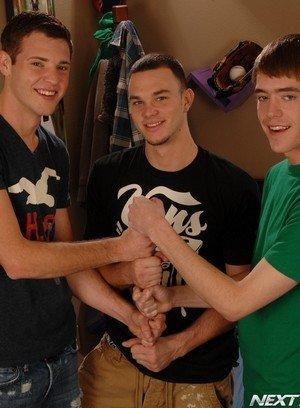 Hot Guy Cliff Jensen,Alexx Snow,Logan Tyler,