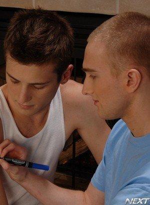 Hot Gay Jason North,Cameron Sharp,