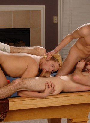 Handsome Guy Dylan Andrews,Ryan Lynch,Kristain James,
