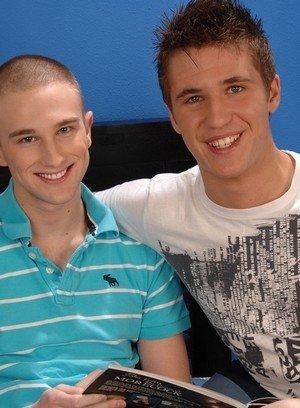 Hot Gay Kain Lanning,Cameron Sharp,
