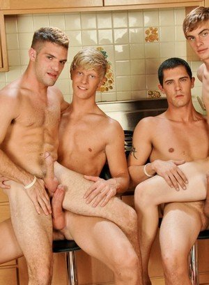 Hunky Gay Jay Kohl,Noah Brooks,Alex Waters,Adam Wirthmore,