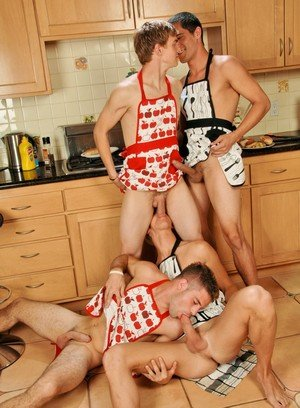 Wild Gay Jay Kohl,Noah Brooks,Alex Waters,Adam Wirthmore,