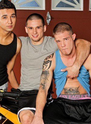 Hot Gay Sergio Long,Anthony Romero,