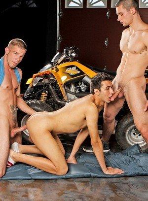 Horny Gay Sergio Long,Anthony Romero,