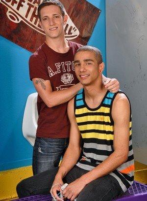 Hot Gay Trevor Knox,Jake Farren,