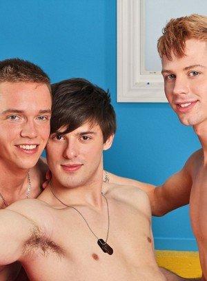 Wild Gay Kyler Ash,Lucas Knight,