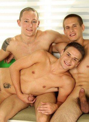 Horny Gay Trevor Laster,