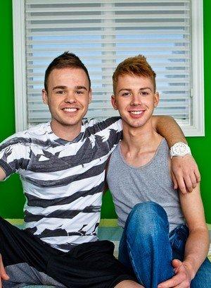 Hot Gay Joey Hard,Kyler Ash,