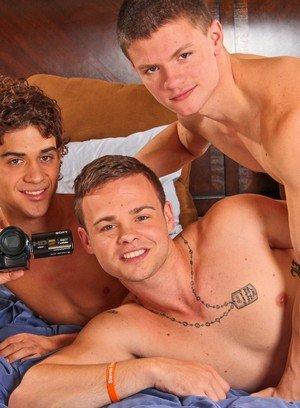 Horny Gay Joey Tiger,Tyler Sweet,Joey Hard,