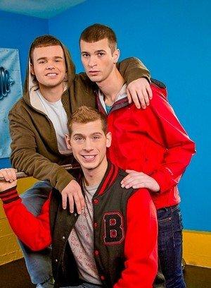 Hot Guy Joey Hard,Sebastian Conally,Jayden Ellis,
