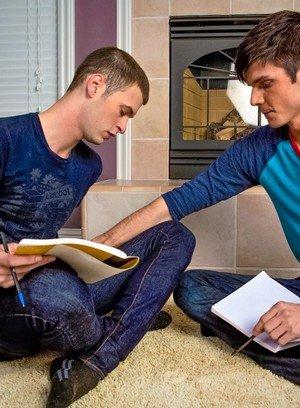 Hot Gay Luke Allen,Christian Collins,Sebastian Conally,