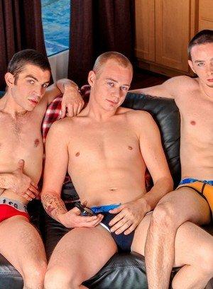 Hot Gay Trent Jackson,Joey Devero,