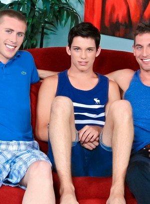 Hot Guy Dylan Marks,Corey Haynes,Brad Rockwell,