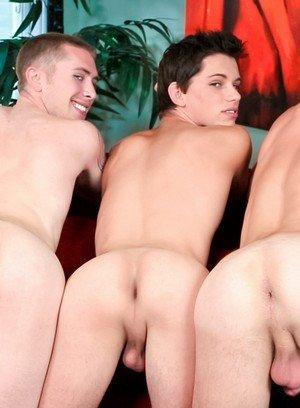 Hot Boy Dylan Marks,Corey Haynes,Brad Rockwell,