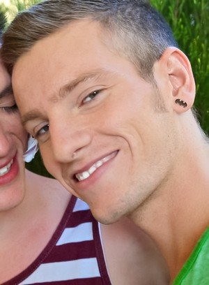 Hot Gay Elliot Vance,Shawn Allen,