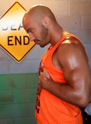 Sexy Dude Riddick Stone,Shane Hicks,