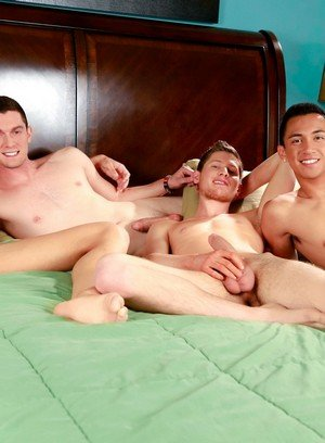 Hot Boy Zander Williams,Scott Bridgeton,