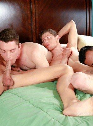 Naked Gay Zander Williams,Scott Bridgeton,
