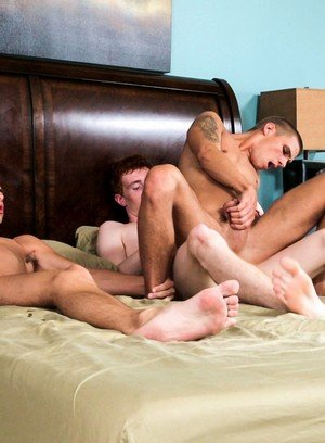 Hot Boy Sam Truitt,Trent Ferris,