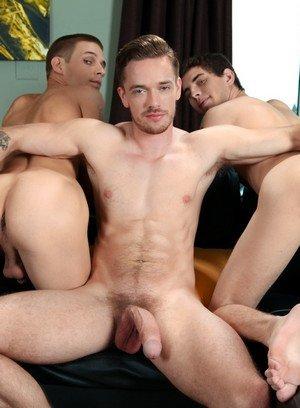Sexy Gay Lucas Knight,Trent Ferris,Sam Truitt,