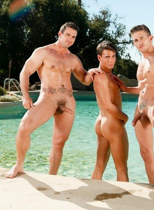 Hot Gay Phenix Saint,Alexander Gustavo,
