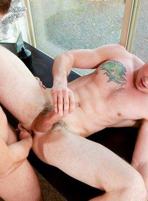 Hunky Gay Johnny Riley,Bridger Watts,