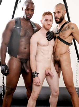 Handsome Guy Leander,Dylan Henri,Nubius,