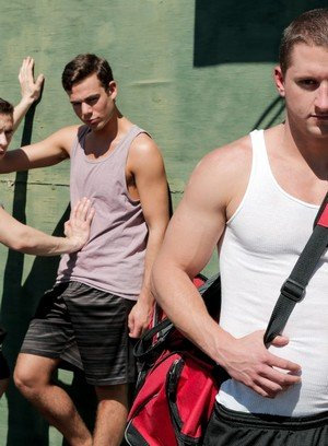 Sexy Gay Dante Martin,Max Penn,Benjamin Swift,