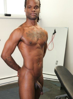 Hunky Gay Ray Anthony,
