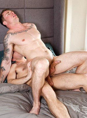 Naked Gay Markie More,Dylan Knight,