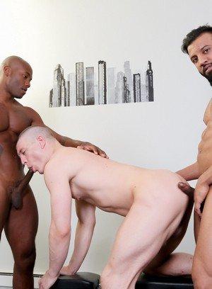 Cocky Boy Damian Flexxx,Caleb King,Osiris Blade,