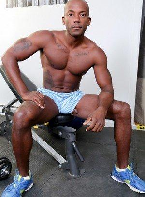 Big Dicked Gay Damian Flexxx,Caleb King,Osiris Blade,