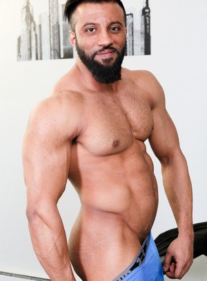 Cute Gay Damian Flexxx,Caleb King,Osiris Blade,