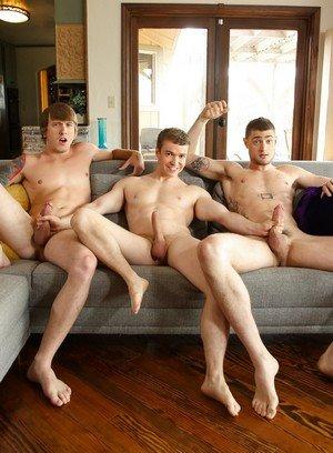 Big Dicked Gay River Elliott,Tom Faulk,Gabriel Cross,