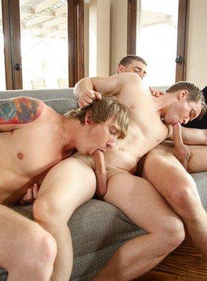 Cute Gay River Elliott,Tom Faulk,Gabriel Cross,