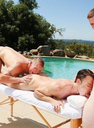 Seductive Man Ivan James,Jake Karhoff,Addison Graham,