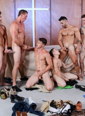 Cock Hungry Guy Johnny Torque,Dante Martin,Derrick Dime,Markie More,Arad,