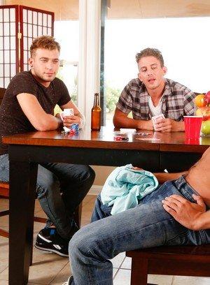 Handsome Guy Alex Greene,Alexander Gustavo,