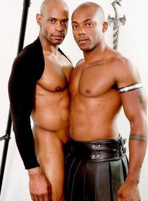 Wild Gay Osiris Blade,Marlone Starr,