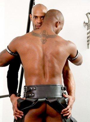 Handsome Guy Osiris Blade,Marlone Starr,