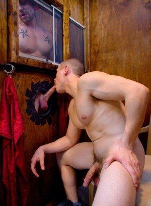 Hunky Gay Dante Martin,Johnny Torque,
