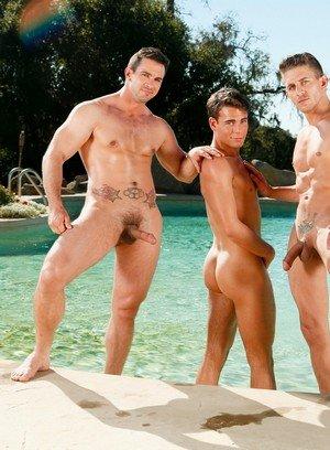 Hot Gay Max Penn,Alexander Gustavo,Phenix Saint,