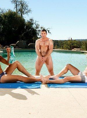 Sexy Dude Phenix Saint,Max Penn,Alexander Gustavo,