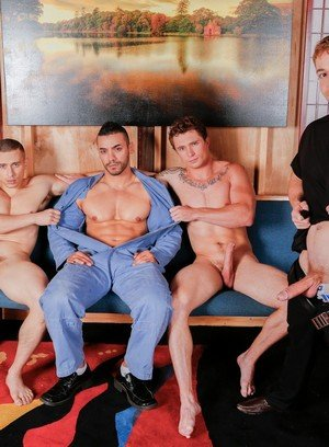 Hot Gay Arad,Markie More,Gabriel Cross,Dante Martin,