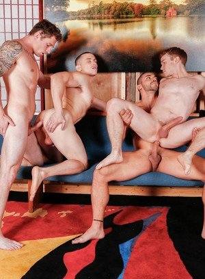 Hot Boy Arad,Markie More,Gabriel Cross,Dante Martin,