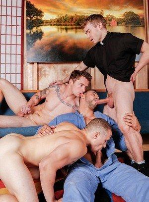 Sexy Dude Dante Martin,Gabriel Cross,Markie More,Arad,