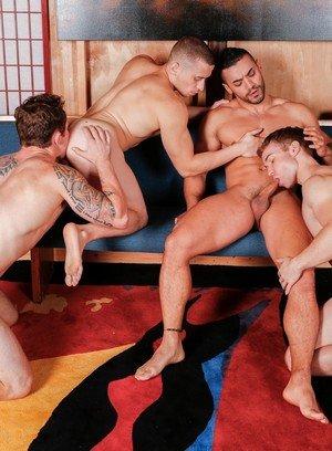 Cute Gay Arad,Markie More,Gabriel Cross,Dante Martin,