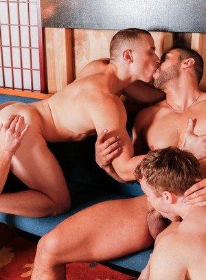 Muscle man Dante Martin,Gabriel Cross,Markie More,Arad,